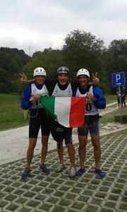 squadra campioni italiani M55+